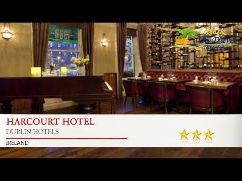 Harcourt Hotel - Dublin Hotels, Ireland