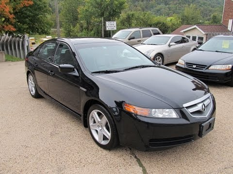 2006 Acura TL 3.2 ONE OWNER CLEAN CAR Elite Auto Outlet Bridgeport Ohio