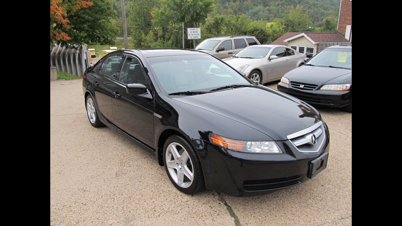 2006 acura tl 3 2 one owner clean car elite auto outlet bridgeport