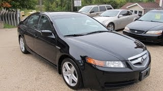 2006 Acura TL 3.2 ONE OWNER CLEAN CAR Elite Auto Outlet Bridgeport Ohio