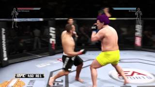 UFC Funny Moments With HippoGamingX2