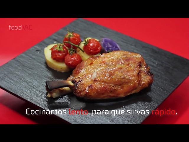 Regeneración de Codillo con Hueso foodVAC