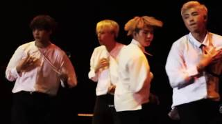 Video 160702 TOMORROW - SUGA (슈가) FOCUS | BTS (방탄소년단) HYYH 花樣年華 ON STAGE EPILOGUE IN NANJING download MP3, 3GP, MP4, WEBM, AVI, FLV Agustus 2018