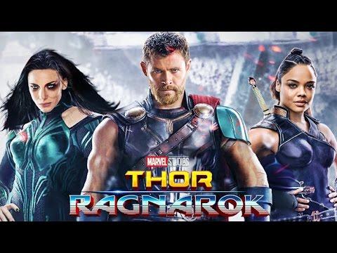 Thor: Ragnarok - Primeras Imagenes de Hela, Valquiria, The Grandmaster y el Nuevo Look de Thor