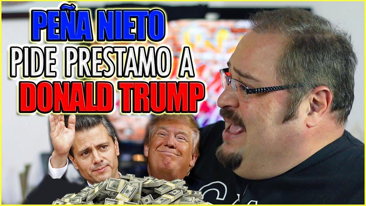 DONALD TRUMP con PEÑA NIETO (Chistes, Risa, Humor) Lalo Manzano