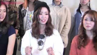 Recorded on 13/09/29 楠ろあちゃんゲストもっとファッショナリズム!TV...
