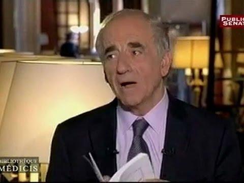 Des témoignages sur François Mitterrand, l'homme, le Président - Bibliothèque Médicis (22/04/2011)