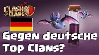 [549] Gegen deutsche Top Clans in Champ 1 bestehen können? Teil 2 | Clash of Clans Deutsch COC