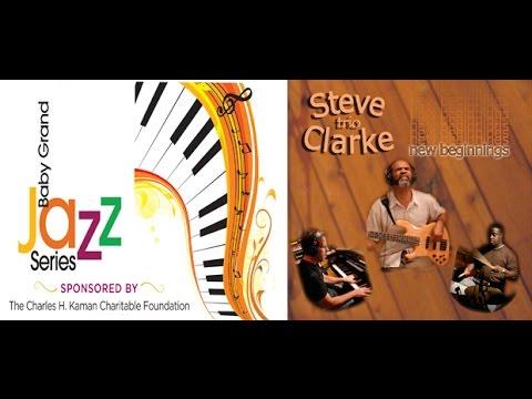 BABY GRAND JAZZ 2015 - Steve Clarke Trio