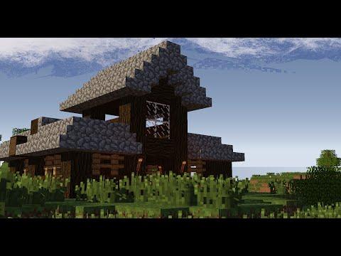 Minecraft Tornado Survival - Season 2, Episode 23 (Take cover!!)