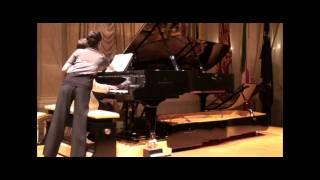 Silvio Celeghin plays Liszt, Il Profeta di Meyerbeer Part 1 with Doppio Borgato - Fenice (Venice)