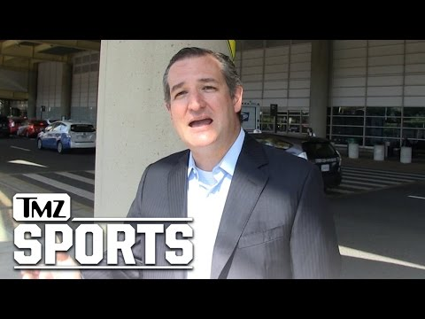 Ted Cruz -- Rips Obama ... Supporting Kaepernick Is Disrespectful
