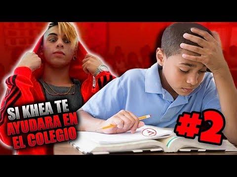 SI KHEA TE AYUDARA EN EL COLEGIO #2