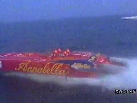 Offshore GP di Rimini del 1989