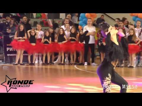 "Macedonia Open 2016 -  Dance Studio ""RONDE"""