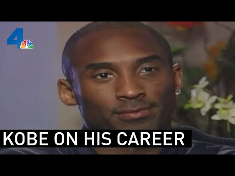 Kobe Bryant on His Career and Los Angeles (2008) | From the Archives | NBCLA