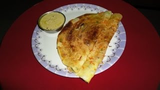 How to Cook Easy Instant Semya Dosa .:: by Attamma TV ::.