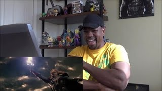 "Marvel Studios' Avengers: Endgame | ""To the End"" - REACTION!!!"