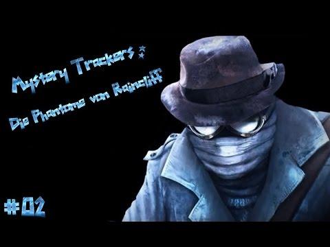 Lets Play Mystery Trackers:Die Phantome von Raincliff Folge 6 [German] [Blind]