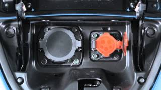 2013 Nissan LEAF -  Charging Functions