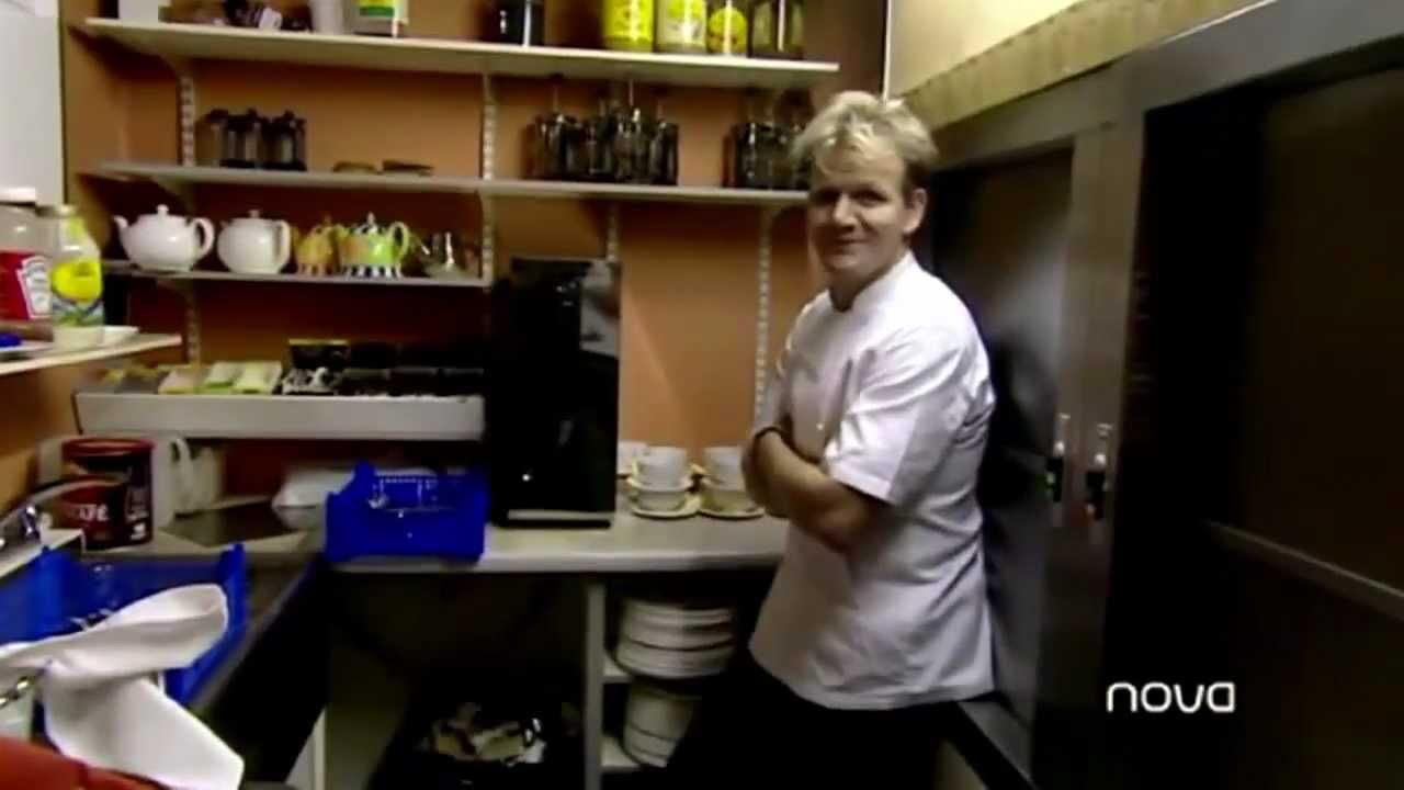 Pesadilla en la Cocina UK 1x02 Español \