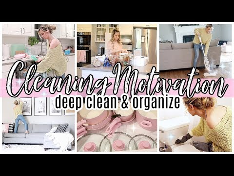*NEW* CLEAN WITH ME 2020 // CLEAN #WITHME AT HOME MOM // TIFFANI BEASTON HOMEMAKING