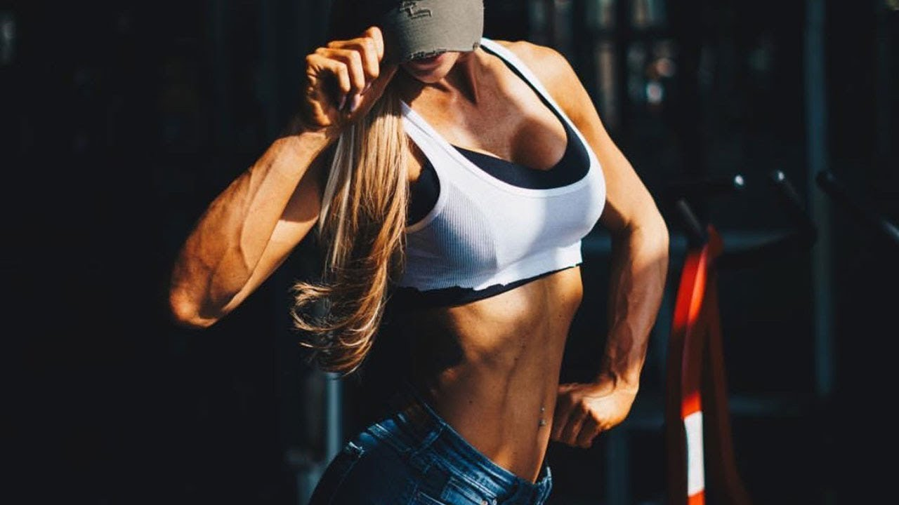 Female fitness motivation choose to be strong youtube female fitness motivation choose to be strong malvernweather Image collections