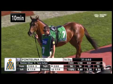 Race 9 Flemington