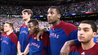The Fray Worst National Anthem ever - NCAA Championship Game Cringe