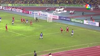 Highlight Malaysia Vs Thailand (3-2) Aff Suzuki Cup 2014 Day 20/12/2014