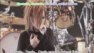 the GazettE -  MISEINEN Live (Sub. español)