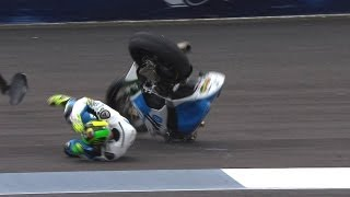 MotoGP™ Indianapolis 2013 -- Biggest crashes