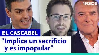 """La receta de Jano García para asegurar las pensiones: """"El sistema está quebrado"""""""