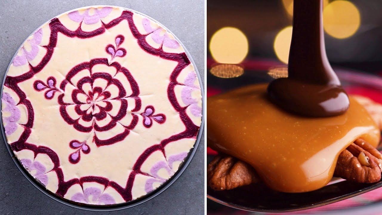 FUN Christmas Dessert Ideas | Yummy DIY Christmas Treats by So Yummy ...