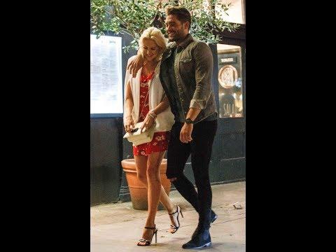 Love Island's Jonny Mitchell spotted on romantic date with Stephanie Pratt