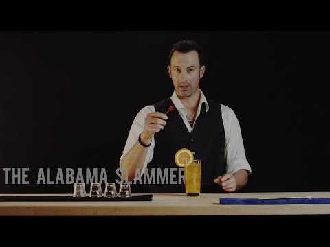 How To Make The Alabama Slammer - Best Drink Recipes