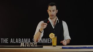 How To Make The Alabama Slammer - Best Drink Recipes