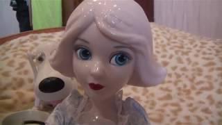 Собака копилка ест монеты #5  | Dog Choken Baco Doll Oz Great and Powerful