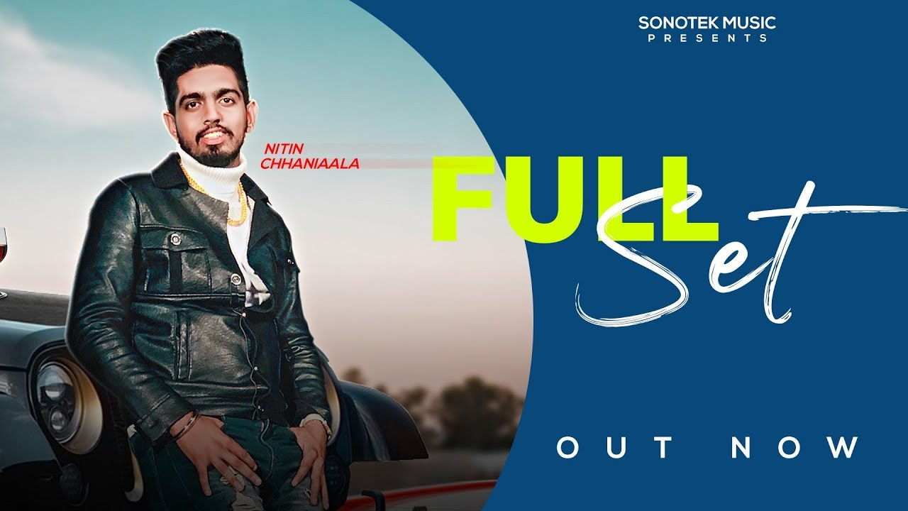 FULL SET | Nitin Chhaniaala | New Haryanvi Songs Haryanavi 2020 | Sonotek Music