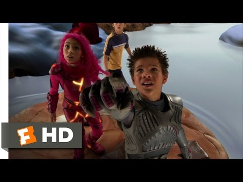 Sharkboy and Lavagirl 3-D (6/12) Movie CLIP - The Land of Milk & Cookies (2005) HD