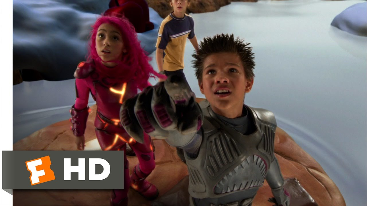 Sharkboy And Lavagirl 3-D 612 Movie Clip - The Land Of Milk -7002