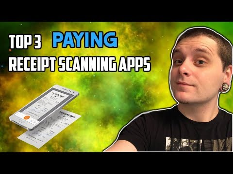 TOP 3 Paid To Scan RECEIPT Android Applications   November 2018