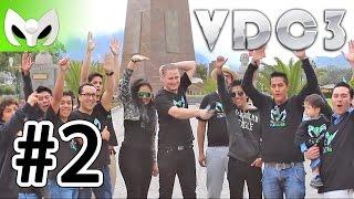 #VDC3 DESDE QUITO @EcMarcianos E02 (iOS 9 - Sony Action Cam o GoPro - ¿Sony o Samsung iOS?)