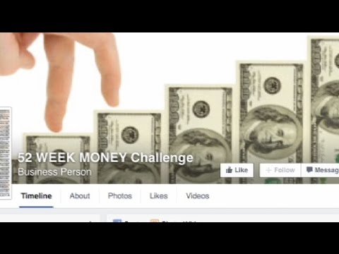 Pro And Cons Of 52-week Money Challenge