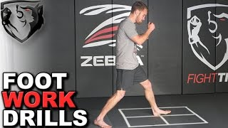 Boxing Footwork Drills for Creating Angles, Distance, & Agility