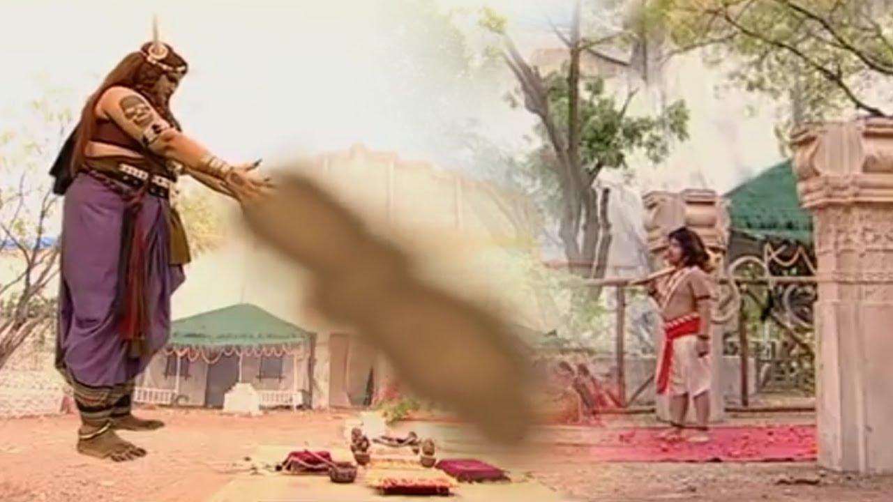 ताड़का के हाथों अब कोई भी ऋषि मुनि नहीं बचेगा - ताड़का की कहानी - Bhakti Video
