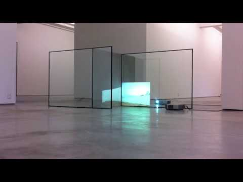 Proposal For A Video Sculpture | Peter Welz