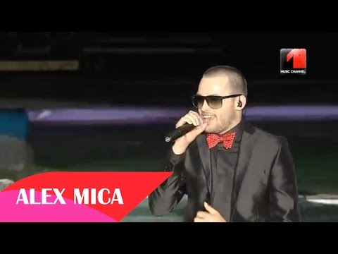 Alex Mica - Dalinda (Live @ Romanian Music Awards)