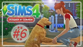 The Sims 4: Кошки и собаки | # 6 - Бесполезная реклама или самый скучный день