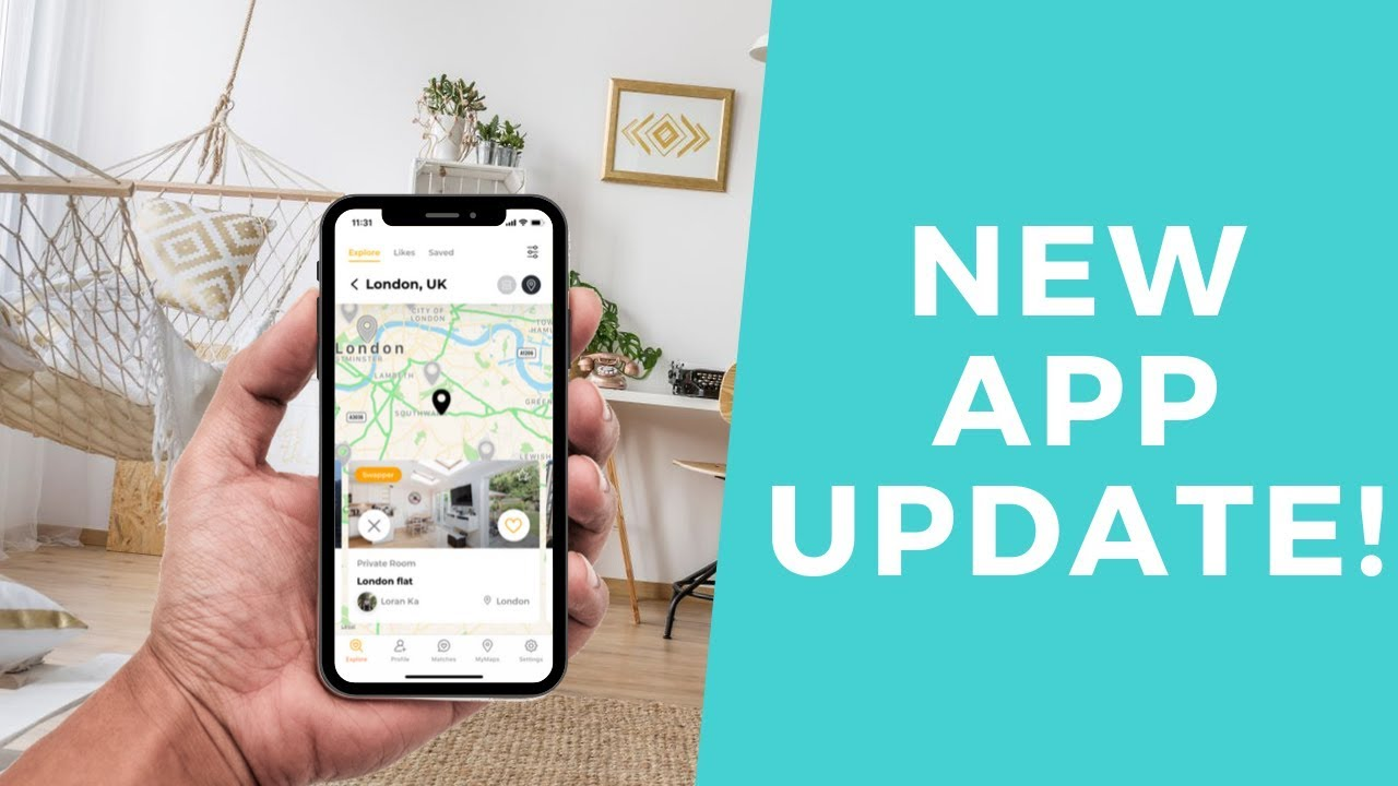 New App Update!